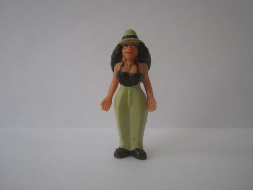 7w) Homies Miniatura Ideal P Dioramas, Maquetes Aprox. 4,1cm
