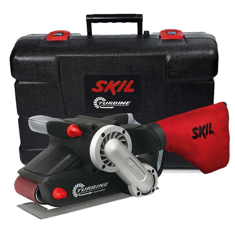 Lixadeira de Cinta 900 Watts 533x76mm - 7640 - Skil