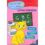 Aprenda Em Casa Letra Cursiva