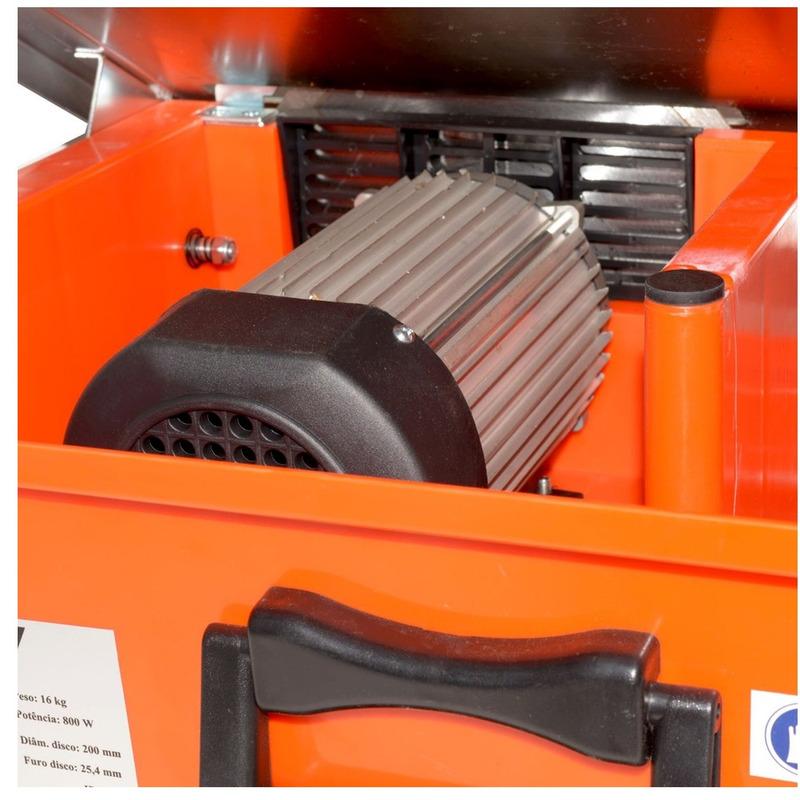 Máquina Clipper Norton Serra Porcelanato Profissional TT200 EM