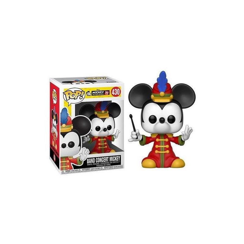 Funko Pop Band Concert MIckey #430 - Mickey's 90th Anniversary - Disney