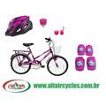 Bicicleta Cairu Gênova e Acessorios