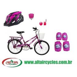 Bicicleta Cairu Gênova com Aces...