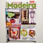 Revista Pintura Em Madeira Caixa De Chá Porta treco B615