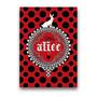 Livro Alice No País Das Maravilhas Darkside Limited Edit
