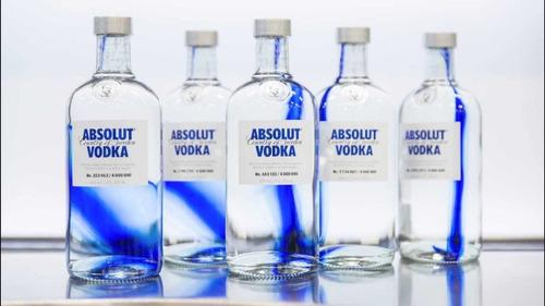 Edição De Colecionador Vodka Absolut Originality  1lt Oferta