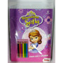 Disney Junior Princesinha Sofia Para Ler Colorir Desenhos