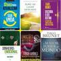 Kit 6 Livros Tiago Brunet Rumo Ao Lugar Desejado E Mais