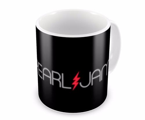 Caneca de Porcelana Pearl Jam
