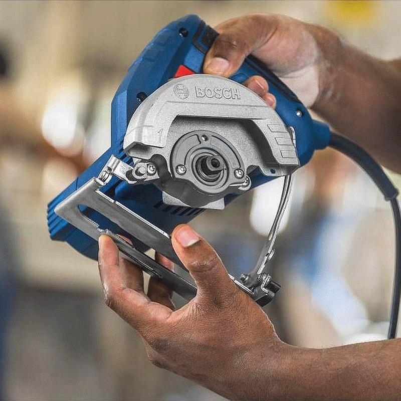 Serra Mármore Titan GDC 151 125mm + Disco de Corte - Bosch