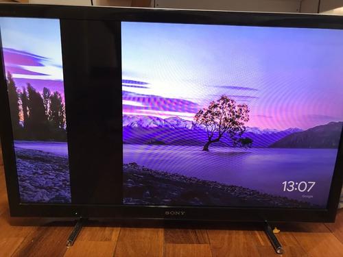 Tv Sony Bravia 32  Kdl-32ex655 Com Defeito Na Tela Original