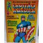Almanaque Do Capitão América 29 Abril Jovem Raridade