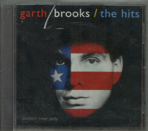 Garth Brooks The Hits Limited Time Only 1994  U S A Original