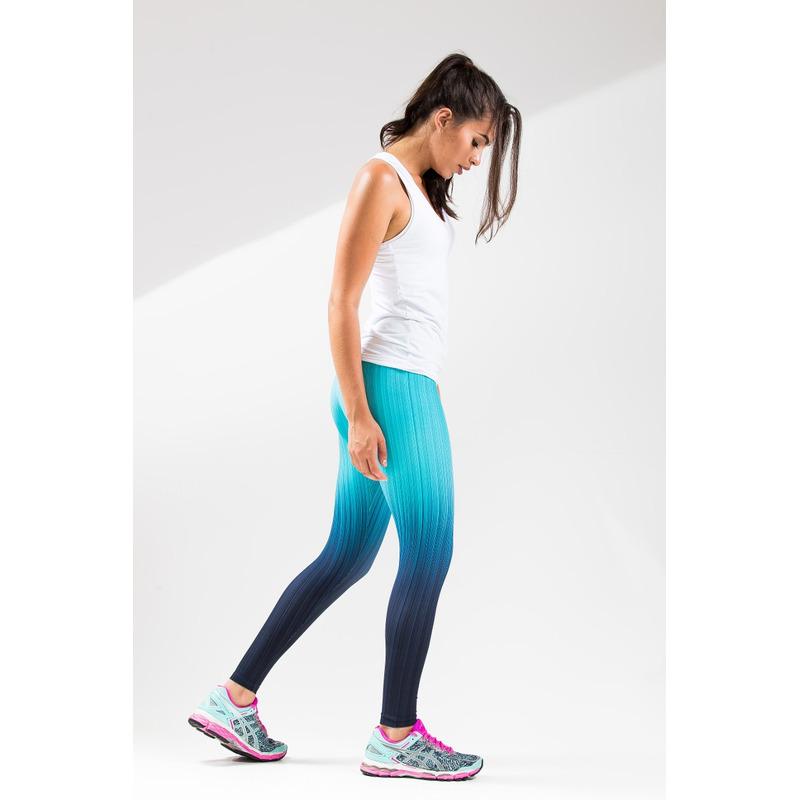 Legging Estampada Light Plus Azulão