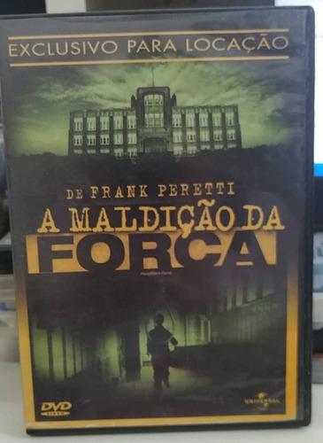 A Maldição Da Forca -dvd Original