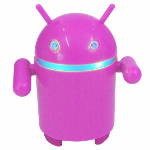 Som Mp3, Usb, Microsd Card E Rádio Fm Robo Android C / Bateri