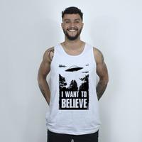 REGATA BRANCA - I WANT TO BELIEVE