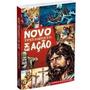 Novo Testamento Em Ação Bíblia Em Quadrinhos 10 Peças