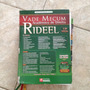 Livro Vade Mecum Acadêmico De Direito Rideel 13ª Ed 2011 Co