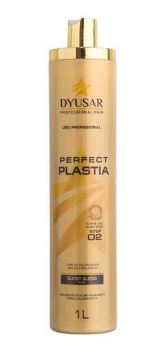 Escova Progressiva Perfect Plastia Dyusar 1 Litro Original