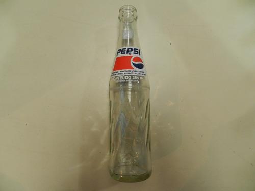 Decoração Coleção Garrafa Antiga Refrigerante Pepsi De 1995