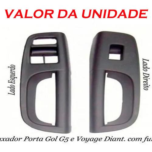 Puxador Dianteiro Interno Para Porta Vw Gol G5 E Voyage Original