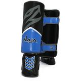 Protetor de Canela New Extreme Naja - G Azul