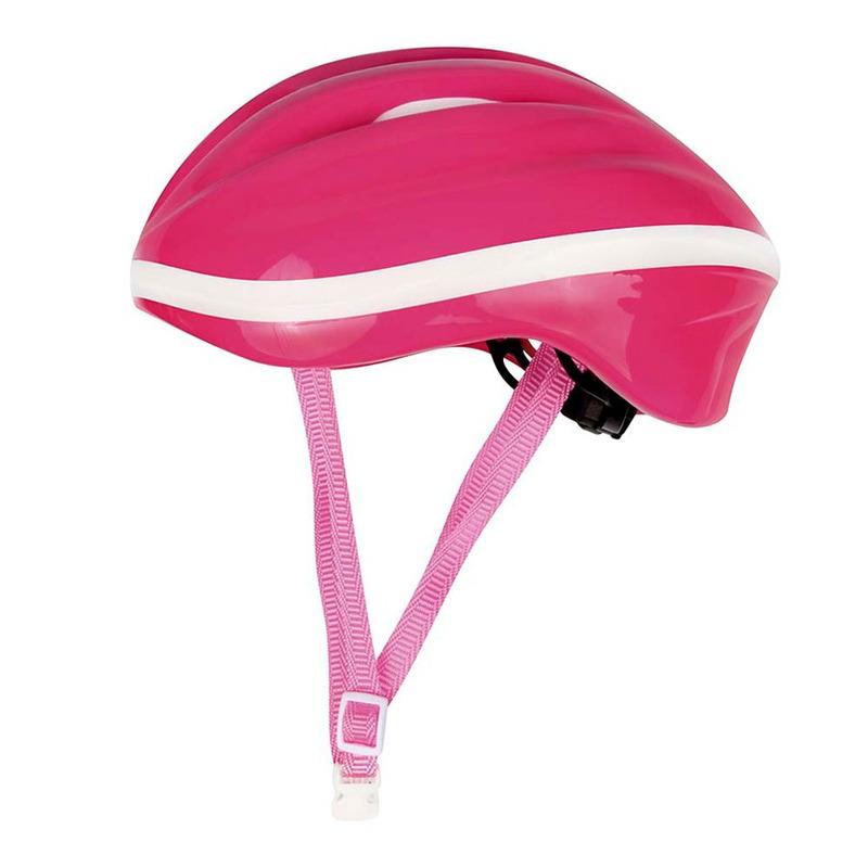 Kit Roller Rosa Tamanho P 30-33 (Roller, Joelheira e Capacete) 40600101 - Mor