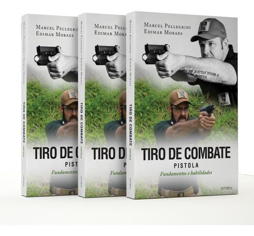 Livro Tiro De Combate Autografado Original