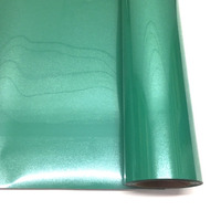 Filme para estampa - power film (pvc) larg. 0,50 m  verde
