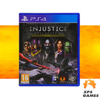 Jogo Injustice: Gods Among Us - PS4