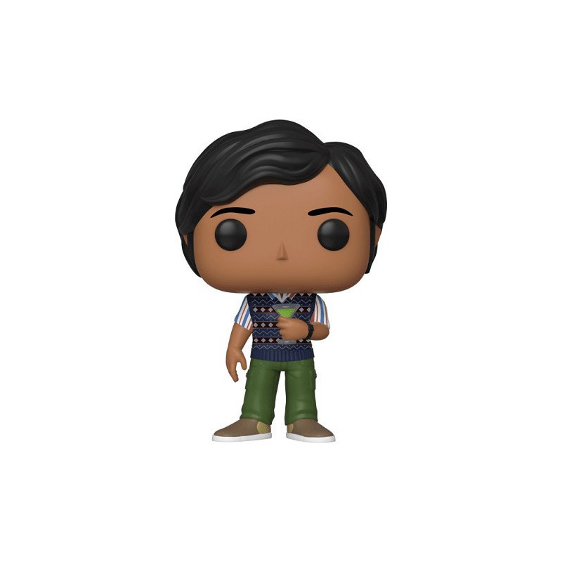 Raj Koothrappali Pop Funko #781 - The Big Bang Theory - Television