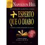 Livro Mais Esperto Que O Diabo Napoleon Hill