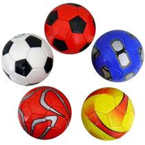 0ecef89133 15 Mini Bola De Futebol Tamanho 2 Couro Sintético Desconto
