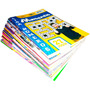 Revistas Passatempos Com Números Numerix Numerox Numerex
