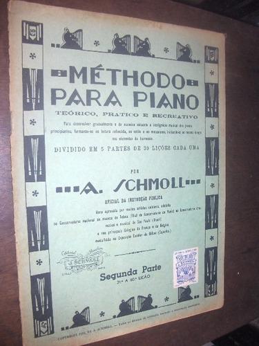 Metodo Para Piano A Scmoll Original