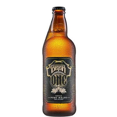 Cerveja Beer One 500ml (Cx c/ 6 Uni) - Stoliskoff