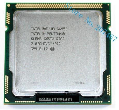 Processador G6950 Dual Core Para Placas Lga 1156 Intel