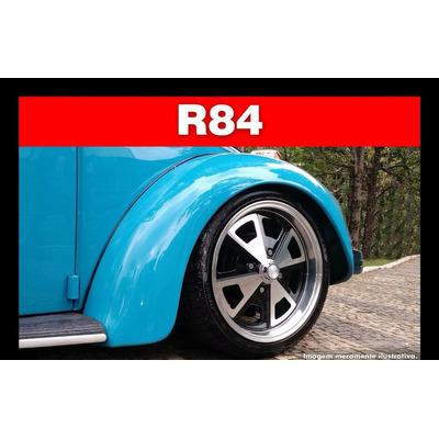 Jg Roda Aro 15x6 Porsche Vw Fusca Kr R84 4x130 Ratlook+bicos em São Paulo