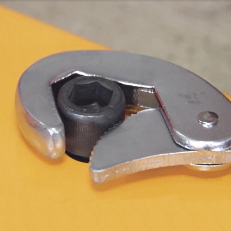Chave Autoajustável - 8-16 mm / 16-32 mm - 60972 - Cortag