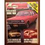 Quatro Rodas N° 139 Fev/72 Dart 4p Dodge 1800 Maverick