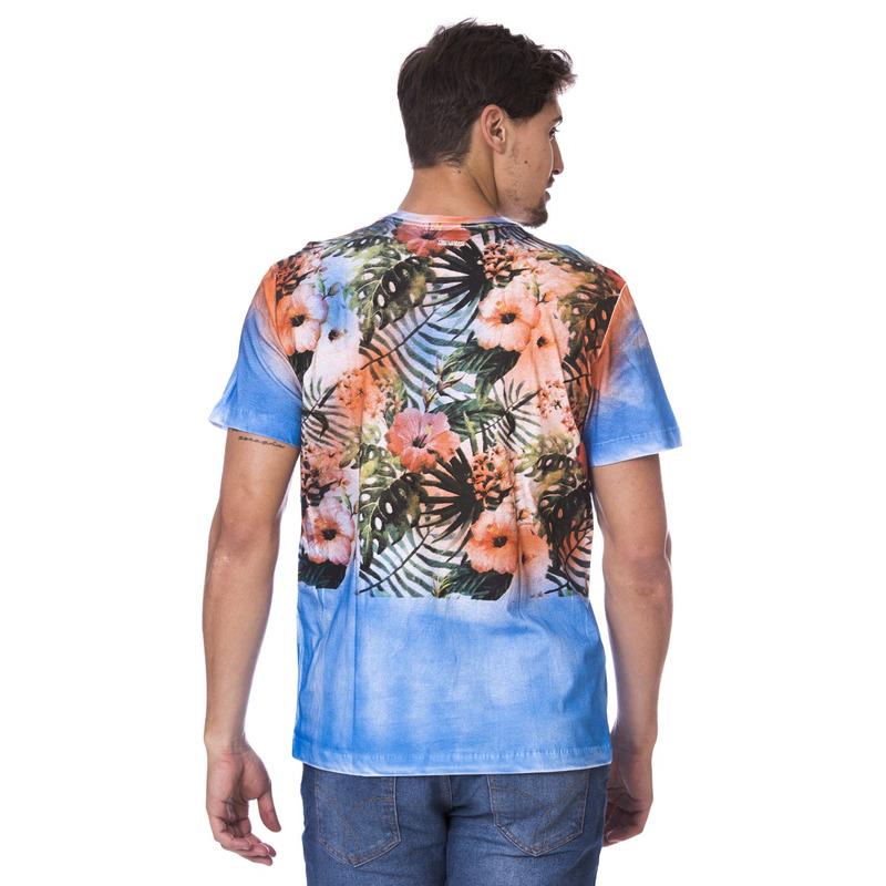 Camiseta Long Island FW Azul