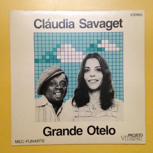 Cláudia Savaget & Grande Otelo + Mongol + Manic Street Prea. Original