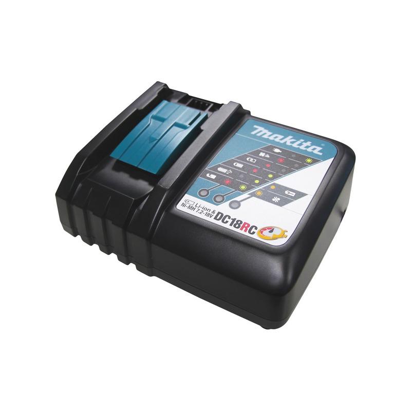 Tupia à Bateria 18V DRT50RMJX2-P - Makita