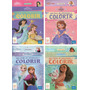 Livros De Atividades E Colorir Meninas Giz