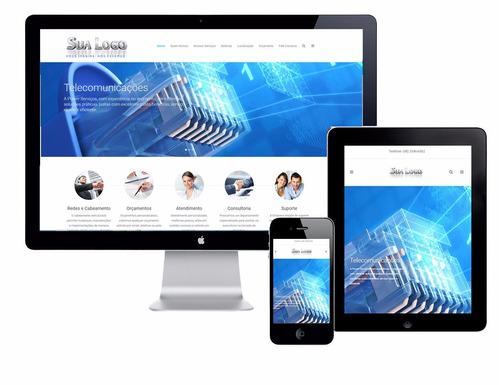 Site Assistência Técnica Celular Loja Informatica Tecnologia