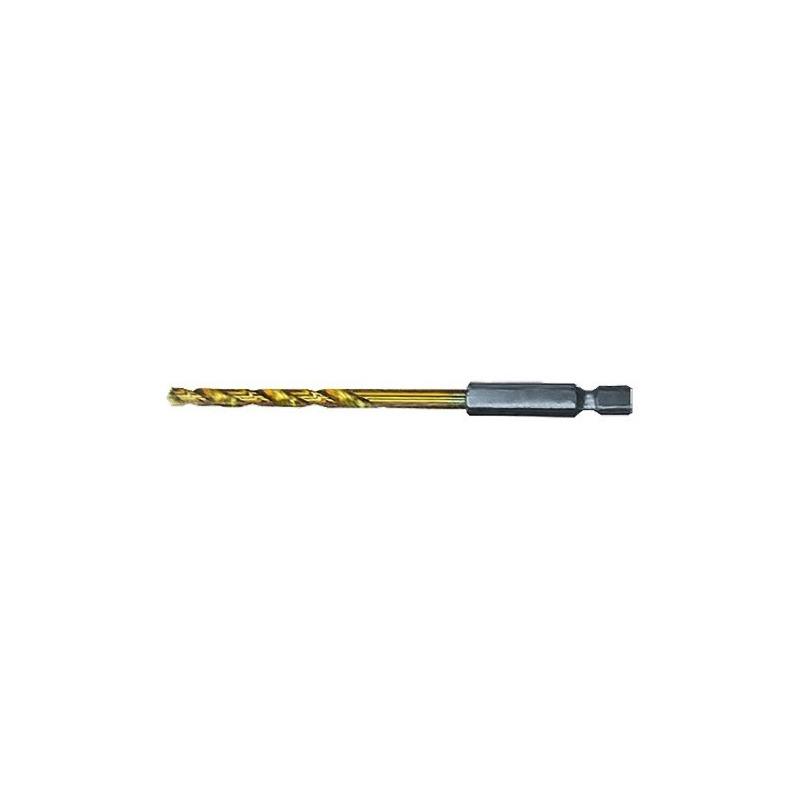 Broca para Metal 3,5mm Nitrato de Titânio - 7173529 - MTX