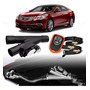 Difusor Escapamento Sport Universal Carbono Hyundai Azera