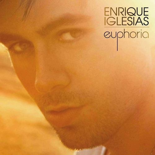 Cd Lacrado Enrique Iglesias Euphoria 2010  Raridade Original