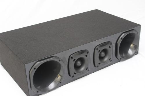 Caixa Corneteiras + 2 Tweeters + 2 Drive Selenium D250x Kit Original
